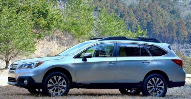 2015 Subaru Outback 2.5i  第4張相片