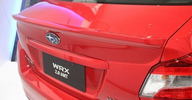 2015 Subaru WRX 2.0i 6MT  第5張相片