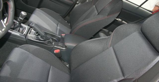 2015 Subaru WRX 2.0i 6MT  第9張相片