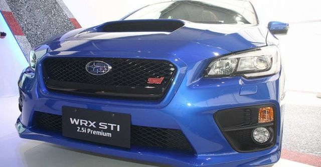 2015 Subaru WRX STI 2.5i Premium  第4張相片