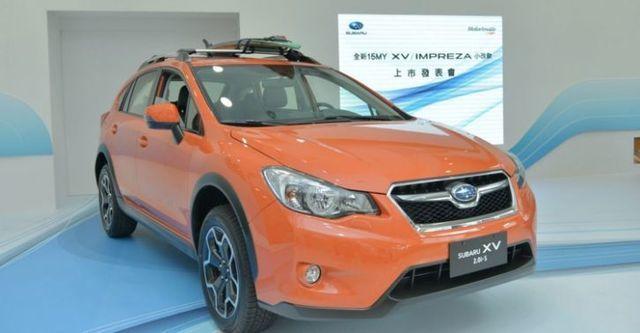 2015 Subaru XV 2.0 i  第4張相片