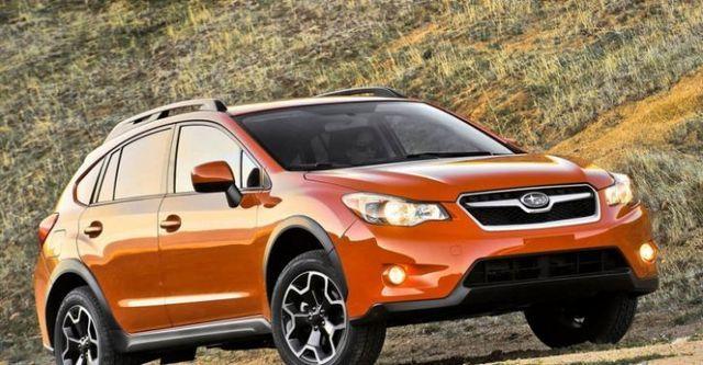 2015 Subaru XV 2.0 i-S  第3張相片