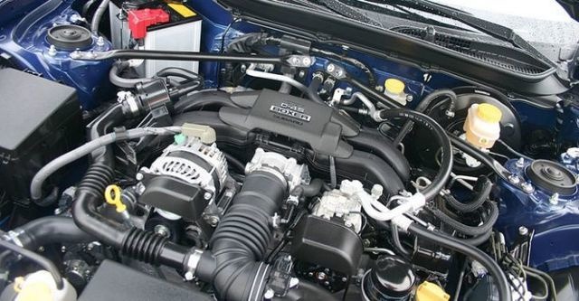 2014 Subaru BRZ 2.0 6AT  第7張相片