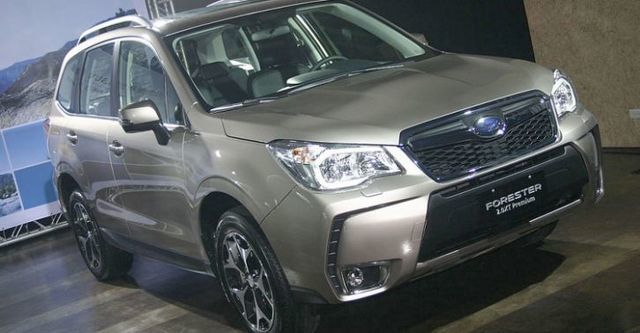 2014 Subaru Forester 2.0 XT Premium  第1張相片