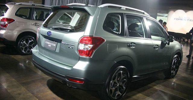 2014 Subaru Forester 2.0 XT Premium  第2張相片
