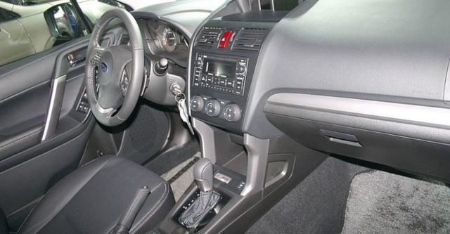 2014 Subaru Forester 2.0 XT Premium  第6張相片