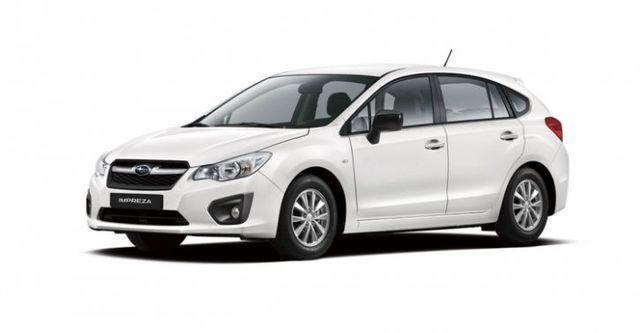 2014 Subaru Impreza 1.6i  第1張相片