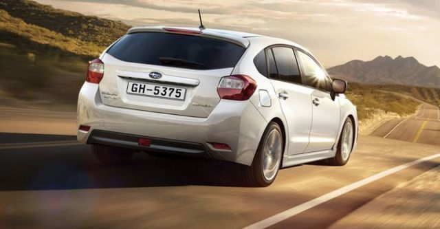 2014 Subaru Impreza 1.6i  第2張相片
