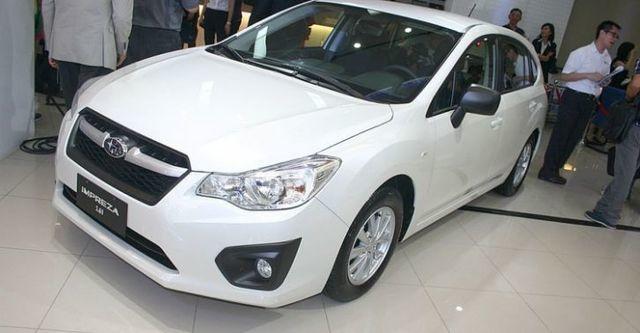 2014 Subaru Impreza 1.6i  第4張相片