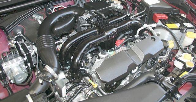 2014 Subaru Impreza 1.6i  第5張相片