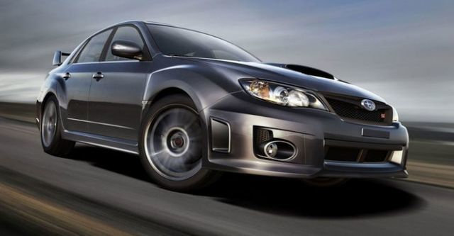 2014 Subaru Impreza 4D WRX STI  第1張相片