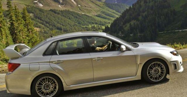 2014 Subaru Impreza 4D WRX STI  第2張相片