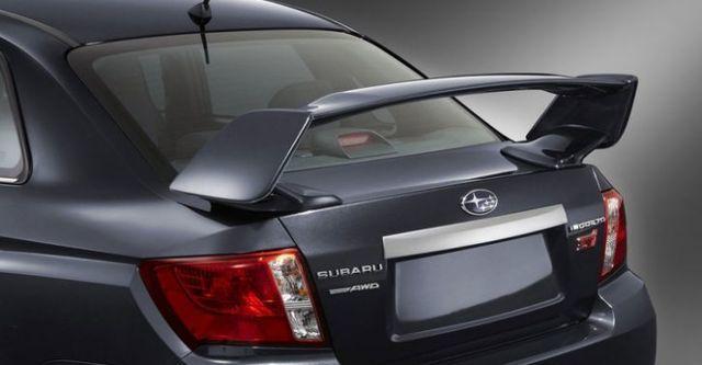2014 Subaru Impreza 4D WRX STI  第3張相片