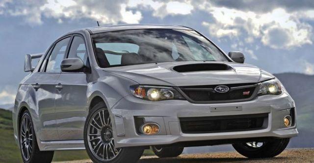2014 Subaru Impreza 4D WRX STI  第4張相片