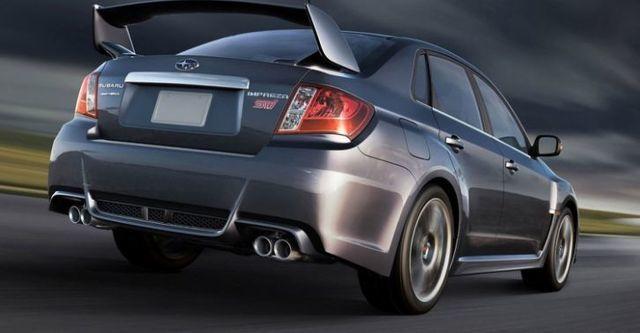 2014 Subaru Impreza 4D WRX STI  第5張相片