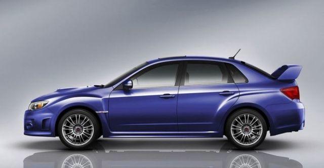 2014 Subaru Impreza 4D WRX STI  第6張相片