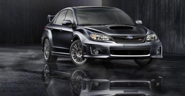 2014 Subaru Impreza 4D WRX STI  第7張相片