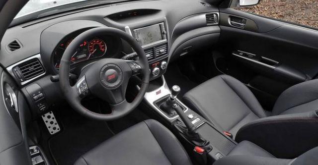 2014 Subaru Impreza 4D WRX STI  第8張相片