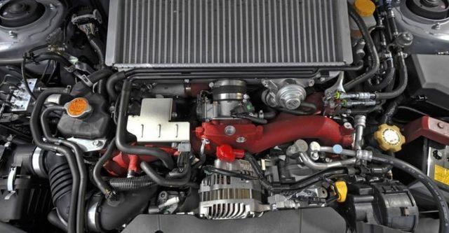 2014 Subaru Impreza 4D WRX STI  第9張相片