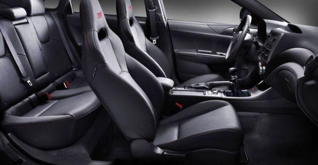 2014 Subaru Impreza 4D WRX STI  第10張相片