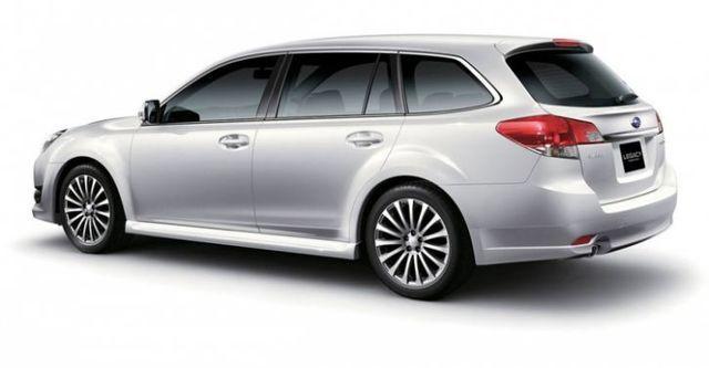 2014 Subaru Legacy Wagon 2.0i  第3張相片