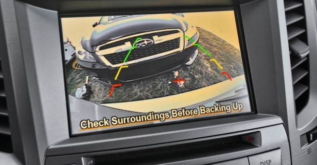 2014 Subaru Legacy Wagon 2.0i  第10張相片