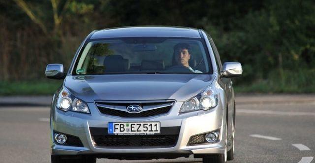 2014 Subaru Legacy Wagon 2.5i  第1張相片