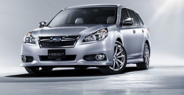 2014 Subaru Legacy Wagon 2.5i  第2張相片