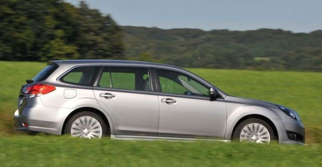 2014 Subaru Legacy Wagon 2.5i  第5張相片
