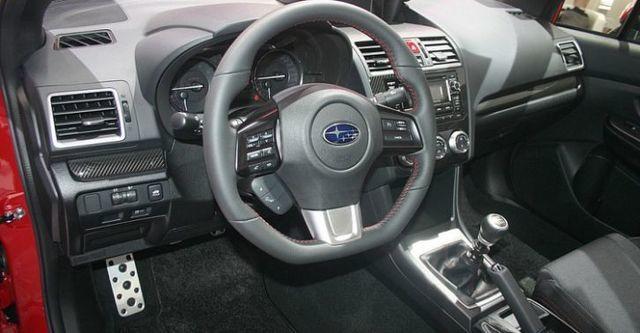 2014 Subaru WRX 2.0i 6MT  第6張相片
