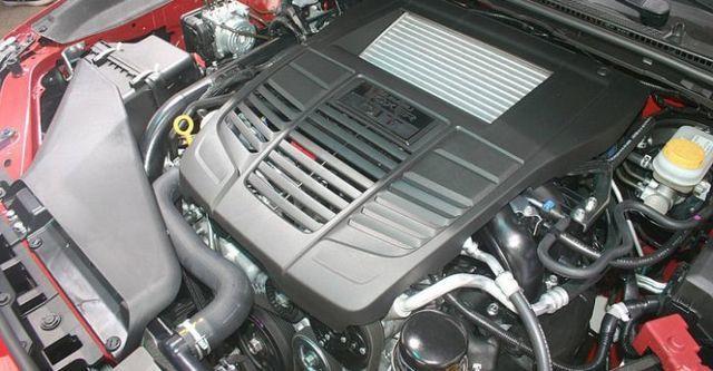 2014 Subaru WRX 2.0i 6MT  第8張相片