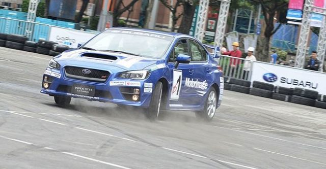 2014 Subaru WRX STI 2.5i  第1張相片