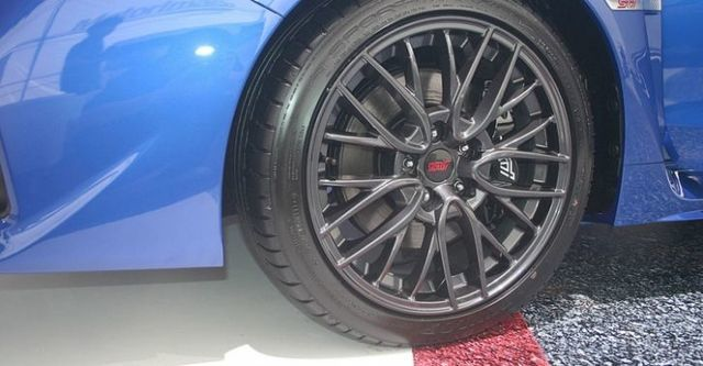 2014 Subaru WRX STI 2.5i  第3張相片