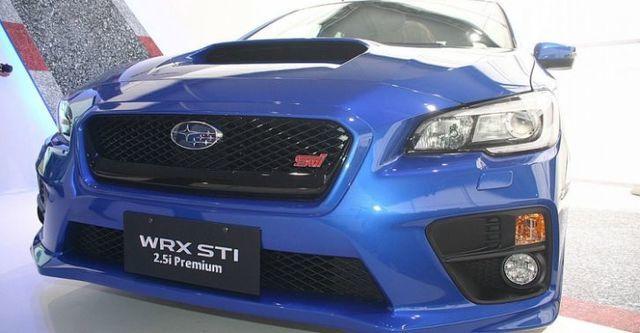 2014 Subaru WRX STI 2.5i Premium  第4張相片