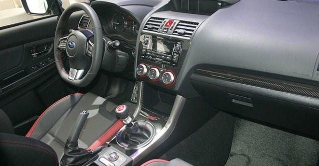 2014 Subaru WRX STI 2.5i Premium  第7張相片