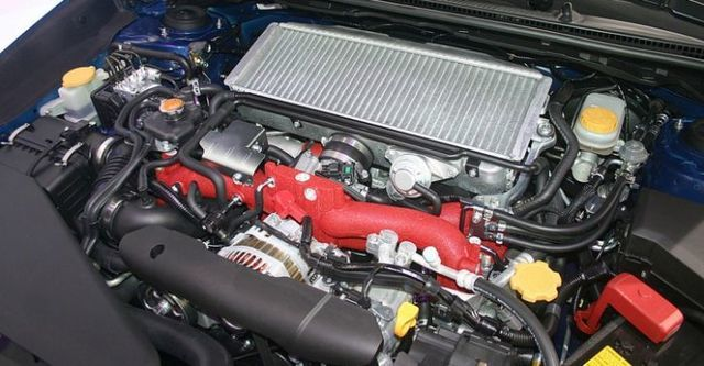2014 Subaru WRX STI 2.5i Premium  第10張相片
