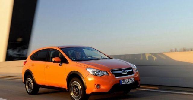 2014 Subaru XV 2.0 i  第1張相片