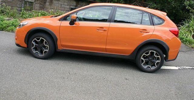 2014 Subaru XV 2.0 i  第3張相片