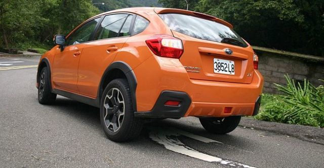 2014 Subaru XV 2.0 i-S  第2張相片