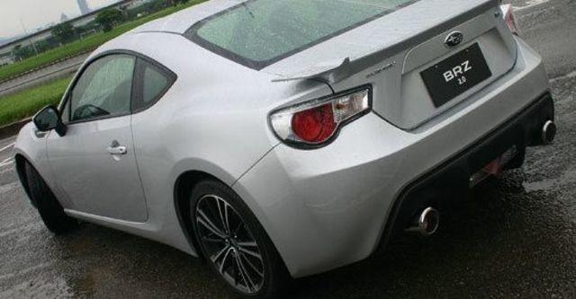 2013 Subaru BRZ 2.0 6AT  第3張相片