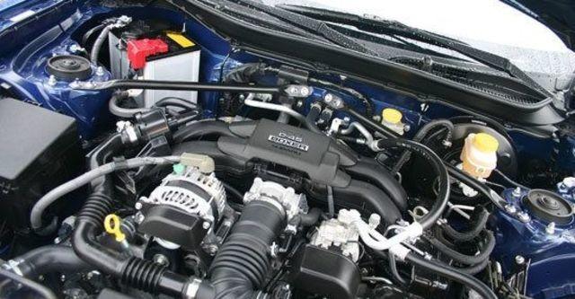 2013 Subaru BRZ 2.0 6AT  第8張相片