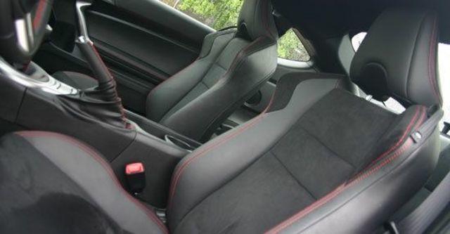 2013 Subaru BRZ 2.0 6AT  第11張相片