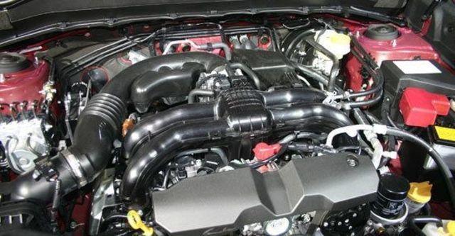 2013 Subaru Forester 2.0 i  第6張相片
