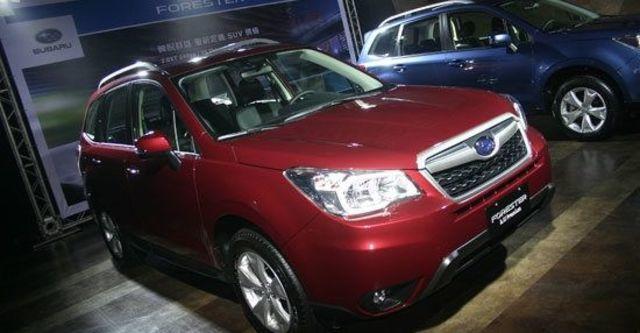2013 Subaru Forester 2.0 i Premium  第2張相片