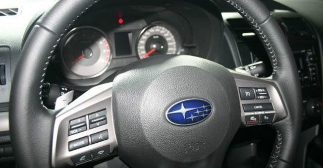2013 Subaru Forester 2.0 i Premium  第9張相片