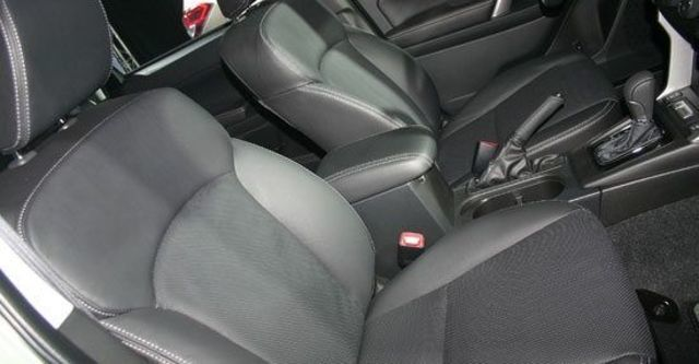 2013 Subaru Forester 2.0 i Premium  第10張相片