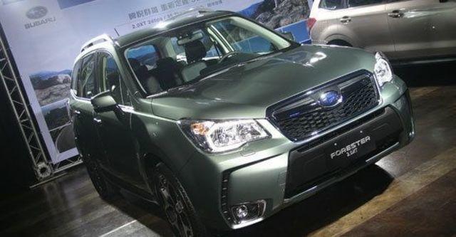 2013 Subaru Forester 2.0 XT  第2張相片