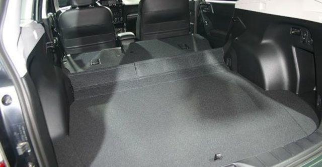 2013 Subaru Forester 2.0 XT  第11張相片