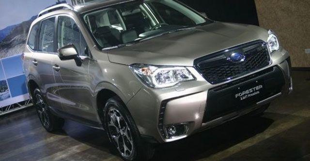 2013 Subaru Forester 2.0 XT Premium  第2張相片
