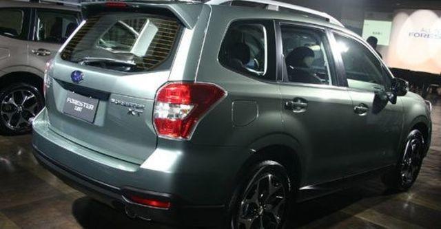 2013 Subaru Forester 2.0 XT Premium  第3張相片